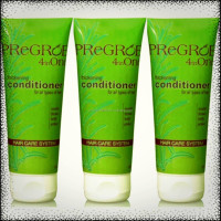 PREGROE 4 IN 1 HAIR THICKENING CONDITIONER 3 bottles