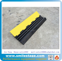 Protective Cable Tray for Outdoor Events