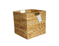 Wicker Folding Basket