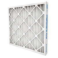 20x25x2, MERV 8, High Capacity Pleated Filter, Frame Included: Yes