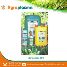 Specifically Formulated Manganese 500 Fertilizer for Safe & Healthy Plant Growth