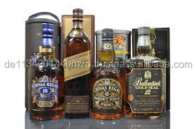 Best quality Chivas Regal Scotch Whisky 12, 18, 21, 25 years old