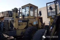 Used wheel loader japanese 910 caterpillar, please contact 0086 15026518796