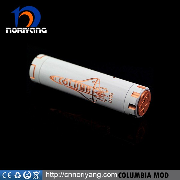 Advken black /cooper columbia mod mechanical mod
