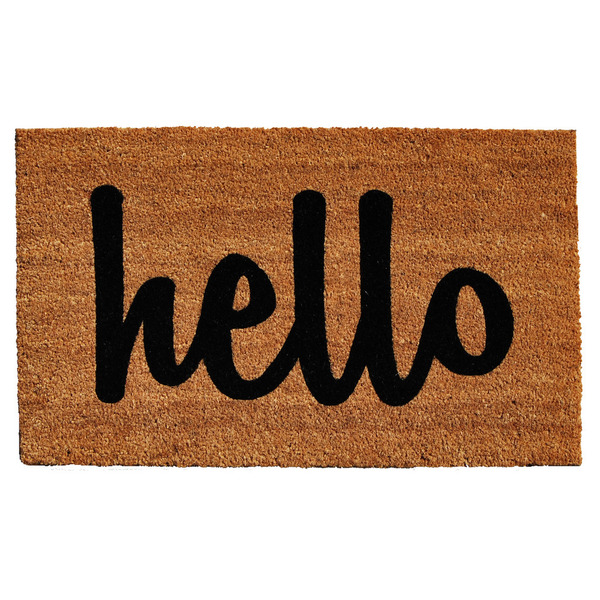 Anti Slip Custom Printed Welcome Logo Door Mat Outdoor Floor Mat PVC Door Mat Entrance mat