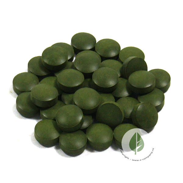 Chlorella Organic Tablets with High Quality from a Organic Certified Company!