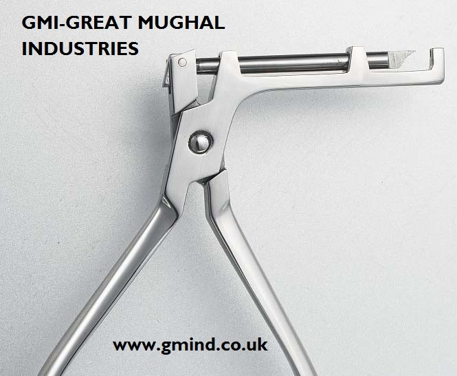Band Hook Crimping Pliers High quality orthodontic Wire Bending Twisting dental instruments GM902