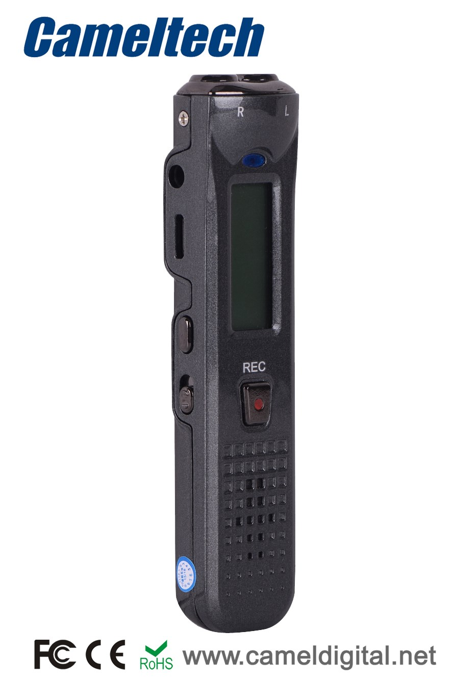 Long Time Standby Digital Voice Recorder 8G with voice activated function