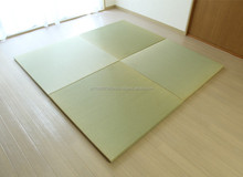 High grade and Japanese rush straw woven Tatami mat for Floor