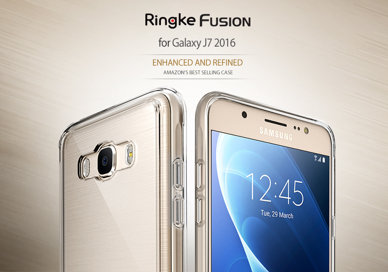 [Ringke] Ringke Fusion Smart Phone Case For Galaxy J7