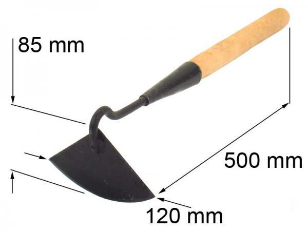 Small chopper 120mm - garden hand tool