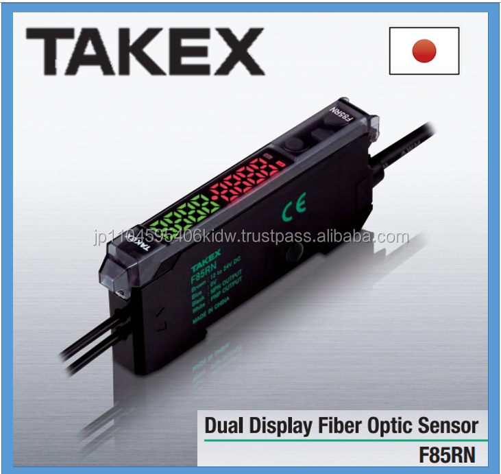 High precision and Easy to operate water flow Takex sensor at reasonable prices