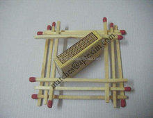 Supplier & Whole Saler - Safety Wooden of Match Box From india