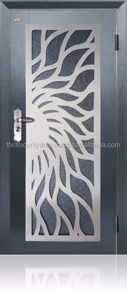 Hot Selling Security Door Made From Malaysia