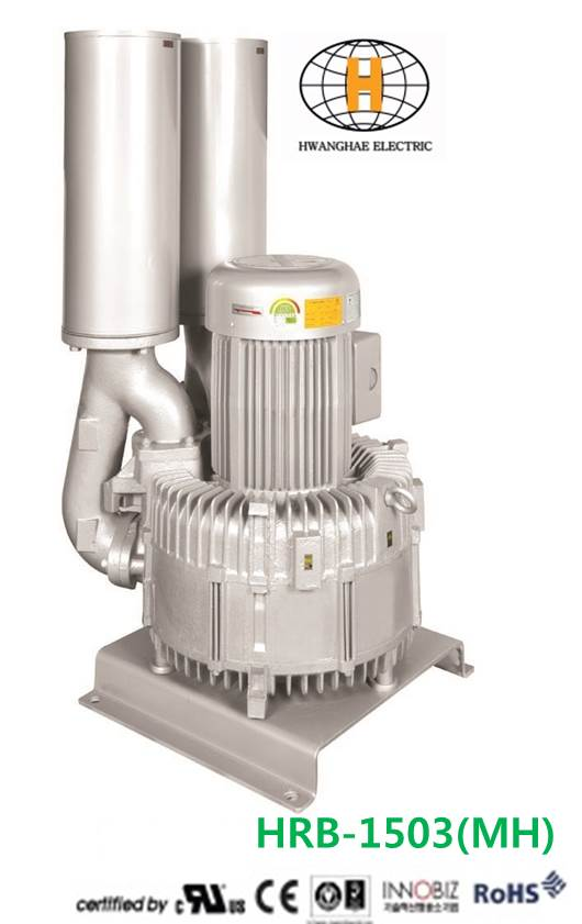 30Kw Turbo Blower ,Vertical Type High Pressure Blower