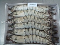 sea frozen prawns