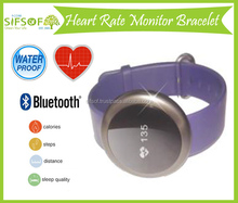 SIFIT-10.4 Smart Bluetooth Bracelet Pedometer, Low Power Consumption