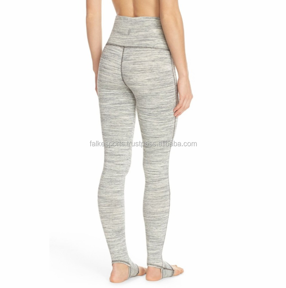 FS300335 Women's High Waist Fashion Tights Running Sports Cropped Sex Fitness Yoga Pants OEM Supplier Pakistan