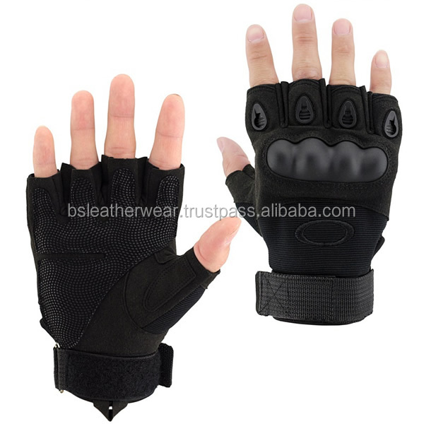 Tactical Gloves army protect half finger airsoft hunting military gloves