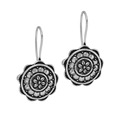 Jaipur Mart Earring Wholesale Oxidised Earrings Silver Plated Jewelry Indian Traditional Designer Fashion Drop Earring for Women