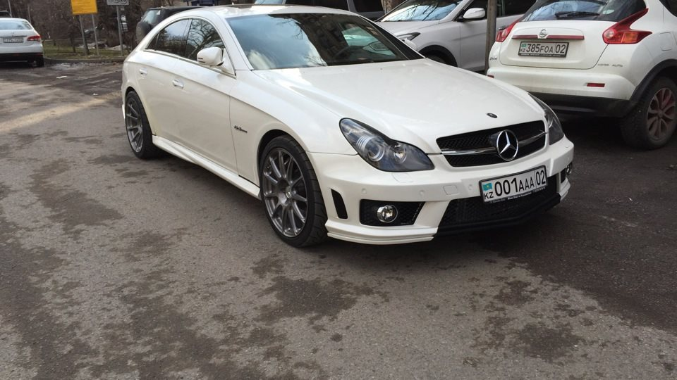 Full Body Kit for Mercedes-Benz CLS W219 (AMG Look)