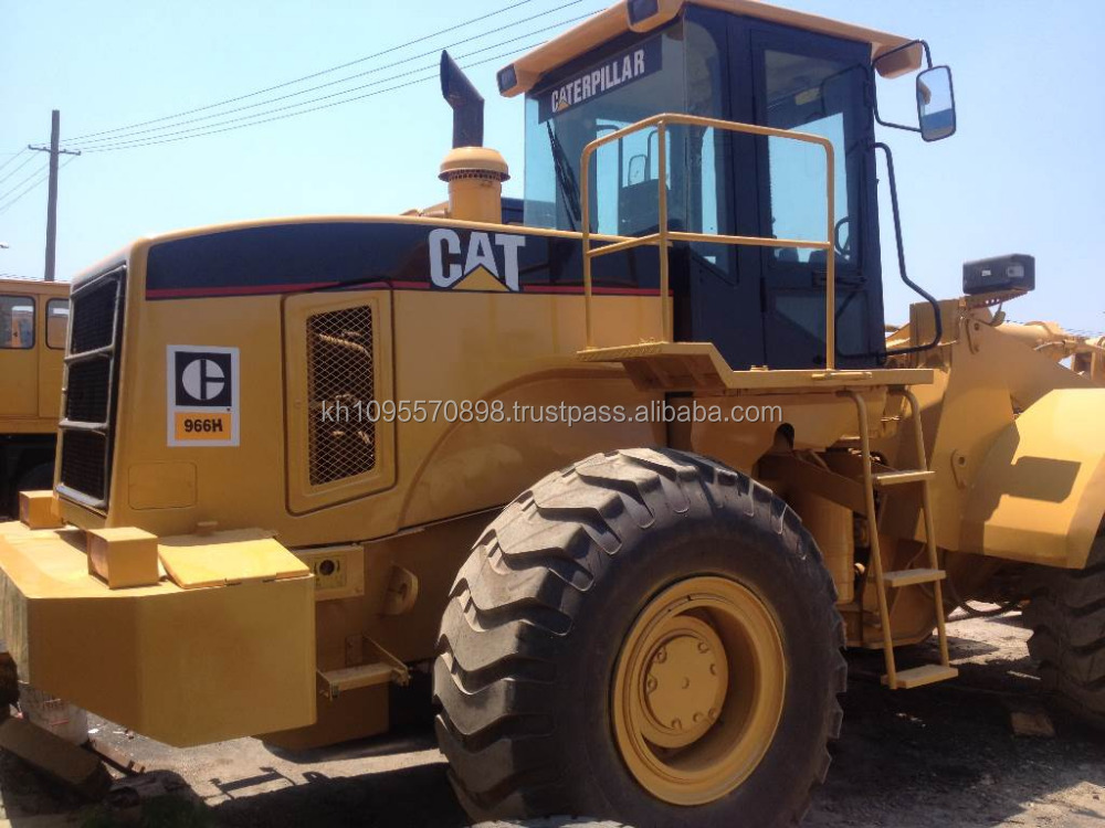 America Cat 966h payloader for sale