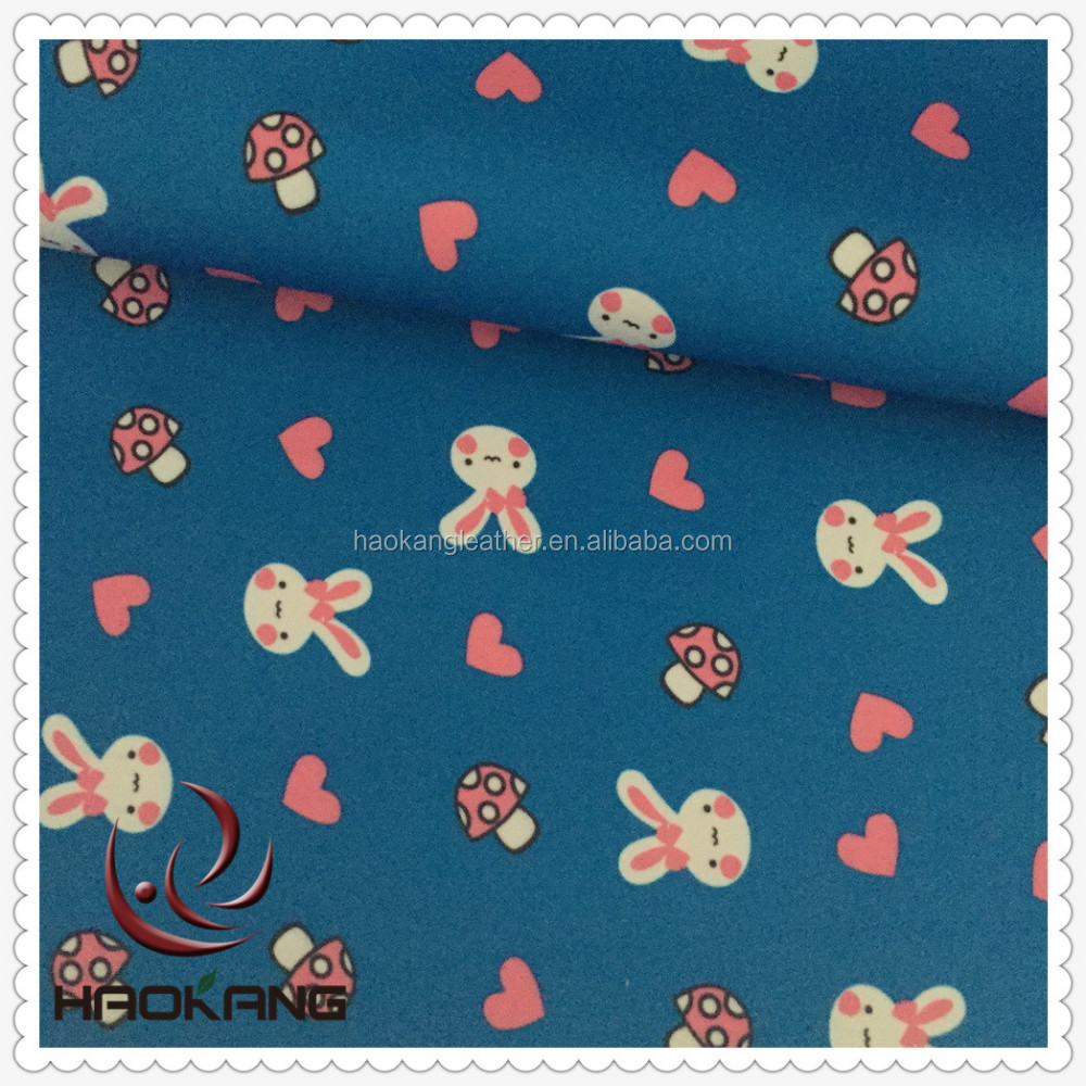 New design arrival printed fabric texture