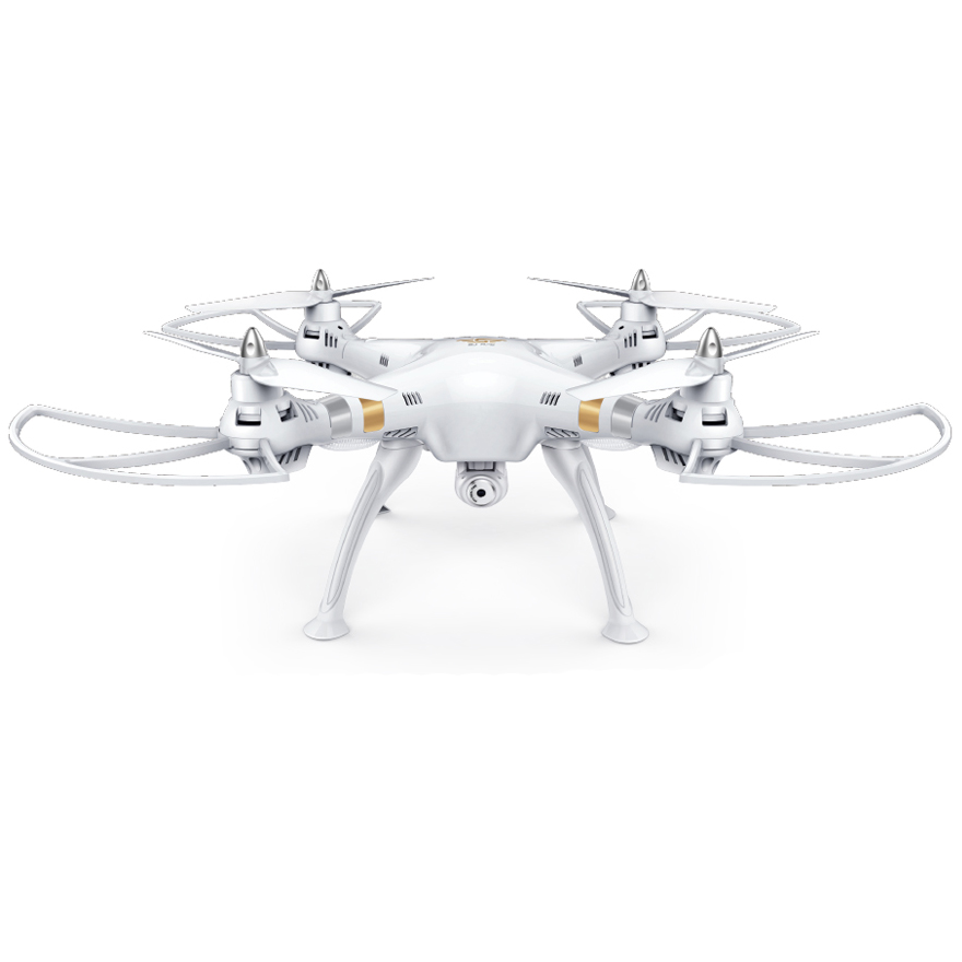 Drone semi-professional with FPV camera Motorized articulated WIFI ELET70CW