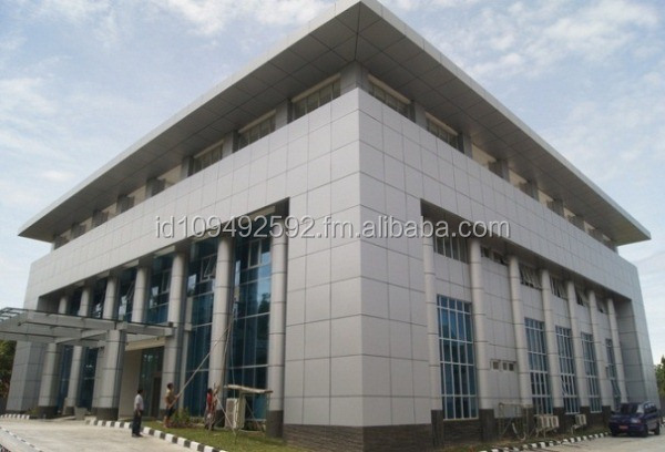Kontraktor Aluminium Composite Panel Dan Curtain Wall