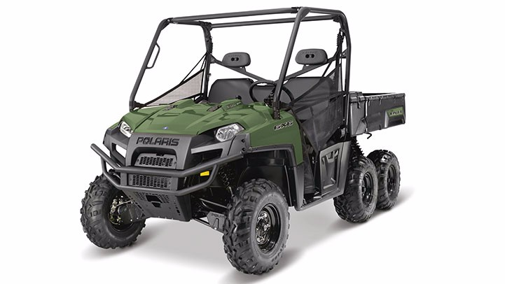 2016 Polaris RANGER 6X6 SAGE GREEN
