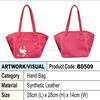 Hellow kitty PU tote bag / hand bag
