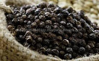 Indian Organic Black Pepper Export Quality