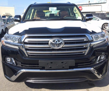 2016 New land cruiser 4.5L v8 GXR automatic limited
