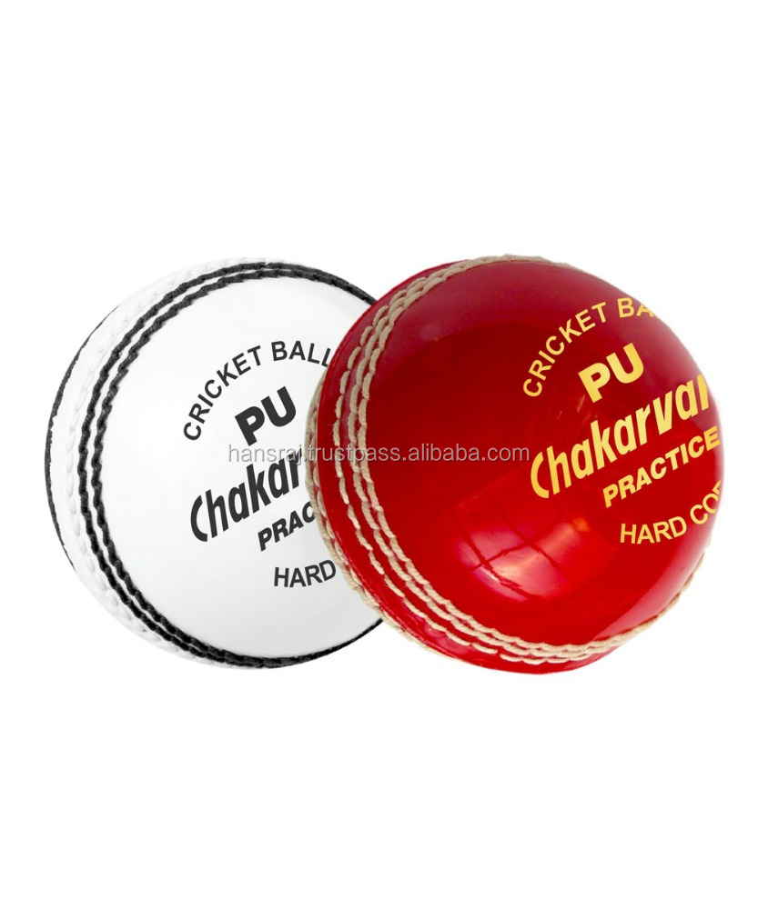 Practice Hard Core Cricket Ball
