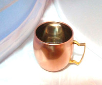 High Quality Moscow Mule Copper Mug