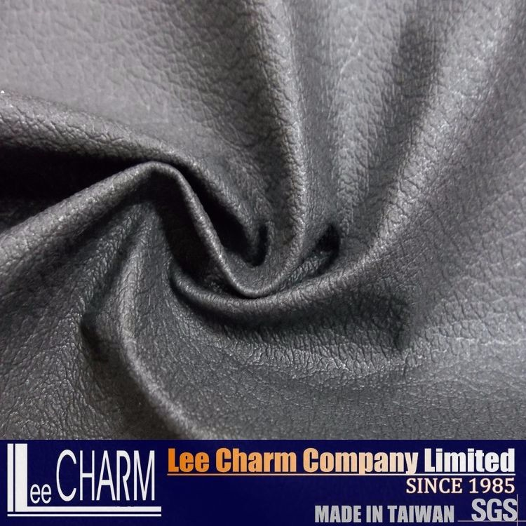 Wholesale 100 Polyester Synthetic Faux Sofa Leather