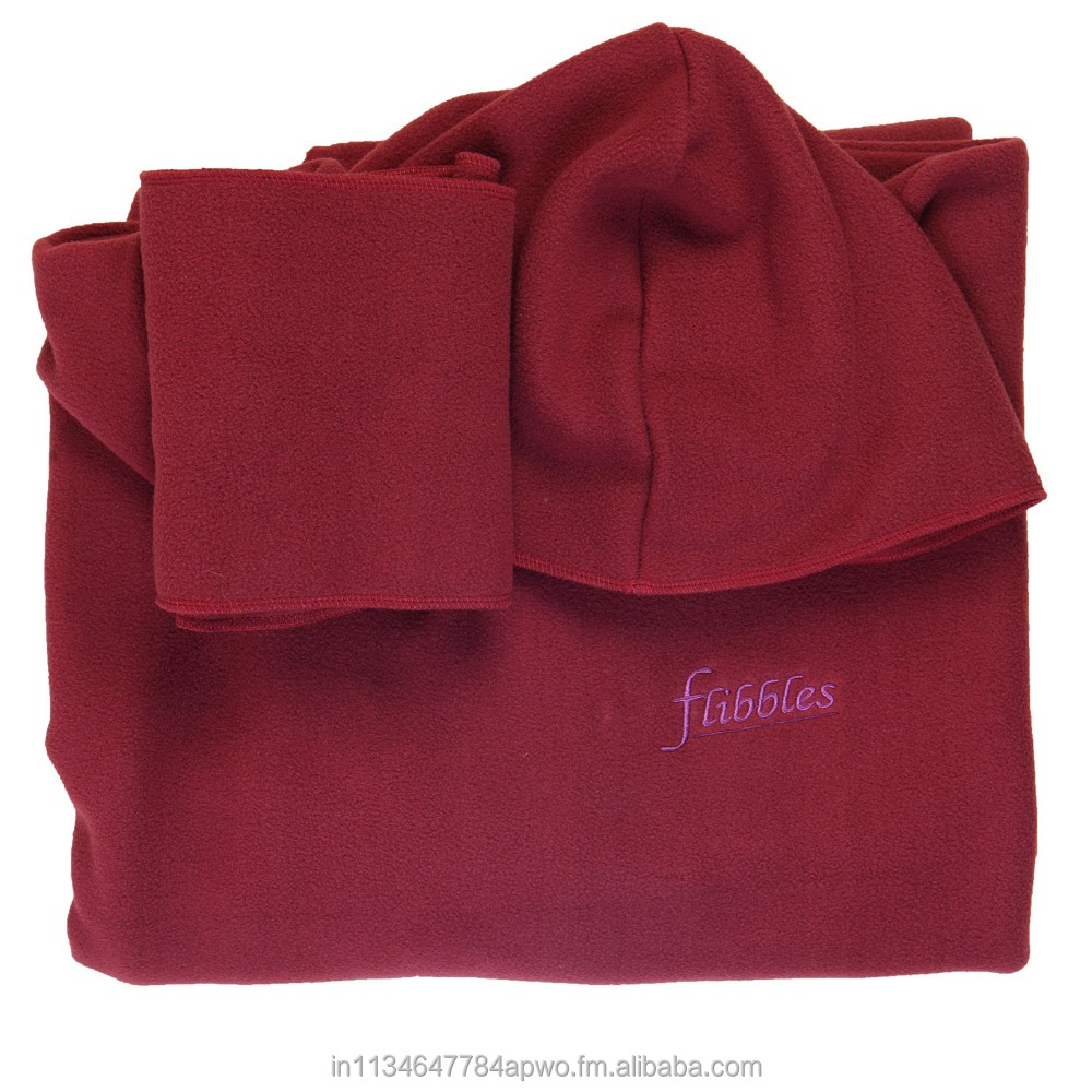 Flibbles Fleece Kids wearable blankets
