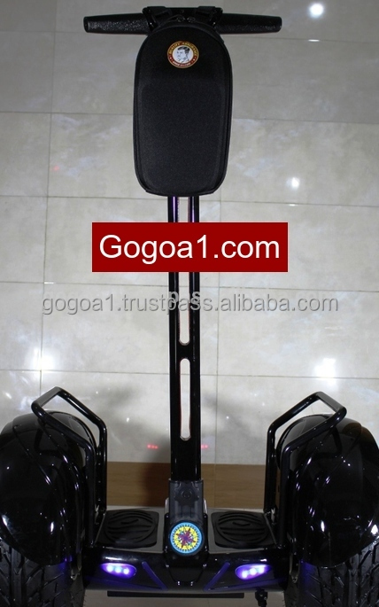 Gogosegway best selling self balancing China electric chariot, Robotic transpoter