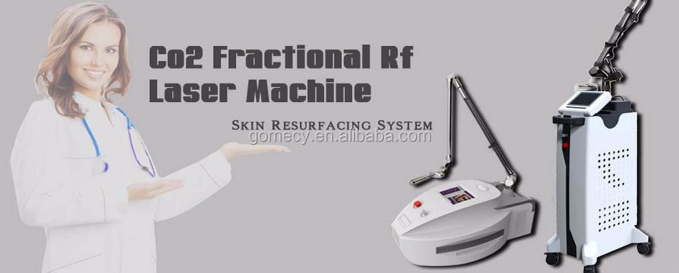fractional co2 laser equipment / laser co2 fractional for acne scar removal
