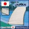 reliable swimming pool gutter grating with high performance made in Japan