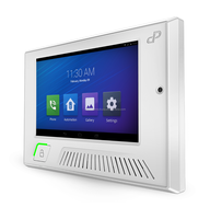 Smart Central System for Home Security, Monitoring, and Automation (VoIP, WiFi, LAN, Zigbee support)