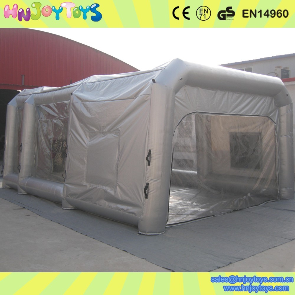 cheap mobile spray booth inflatable spray booth portable