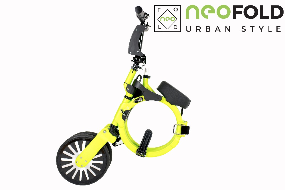 Foldable Electric Bike, Neofold e-bike, european design, best quality e-bike