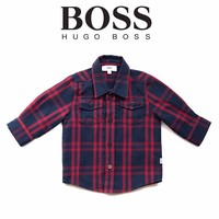 Boss Hugo Boss Long Sleeved Shirt
