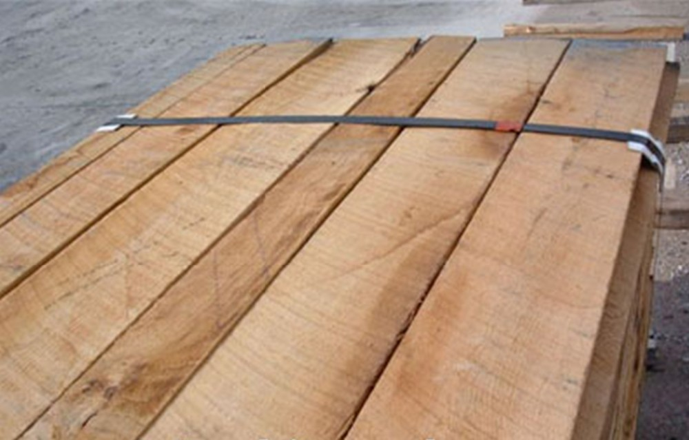 European OAK Edged FAS Lumbers- Hard boards