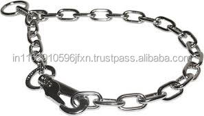 metal dog lead chain
