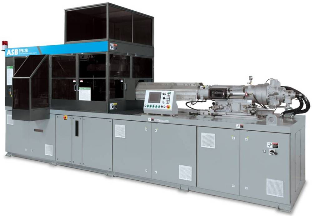 PF6 - 2B ISBM machine ASB PET price