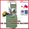 Vacuum Type Oil Seals Trimming Machine