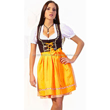 CHEAP TRACHTEN DIRNDL OKTOBERFEST DRESS, TRADITIONAL BAVARIAN GERMAN OKTOBERFEST DIRNDL DRESS LADIES