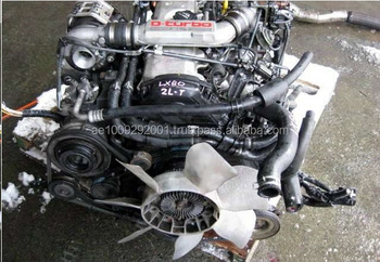 Used Engines and Used Spare Parts